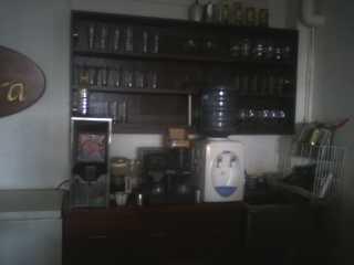Bartender lantera...